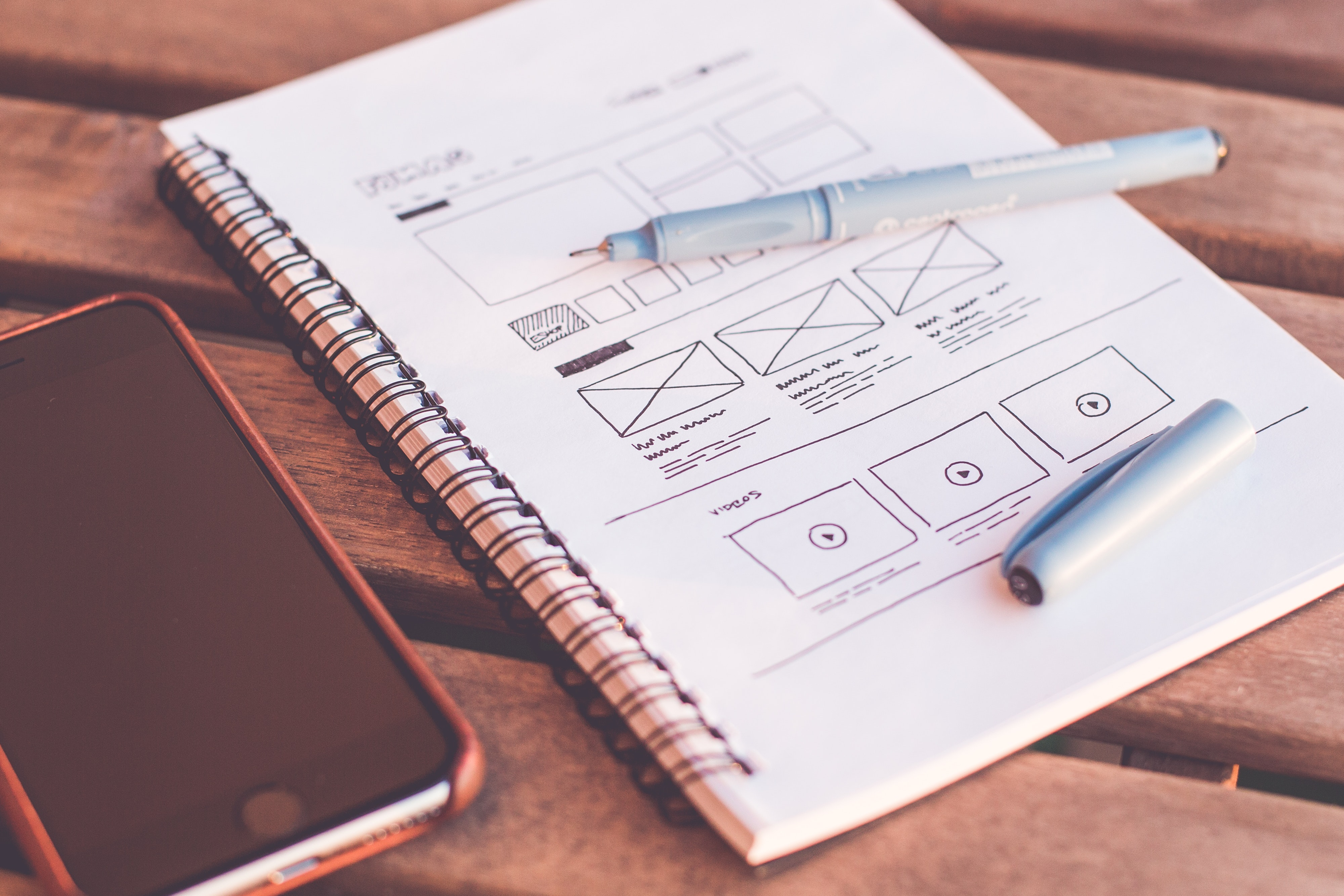 Tips for Creating Credible & Attractive Website Wireframes