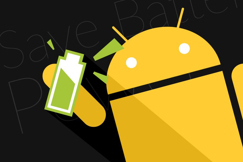How to Save Battery Power on your Android Phone