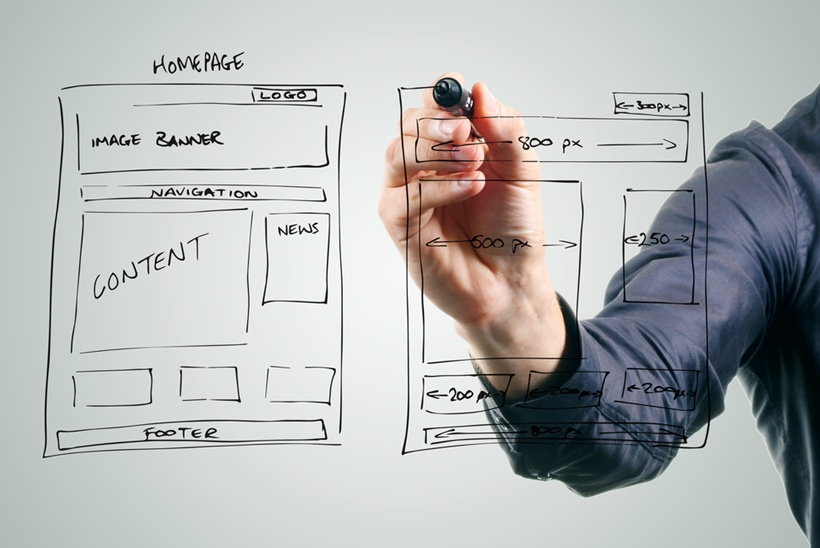 Simplifying Your Website Design : 5 Important Tips