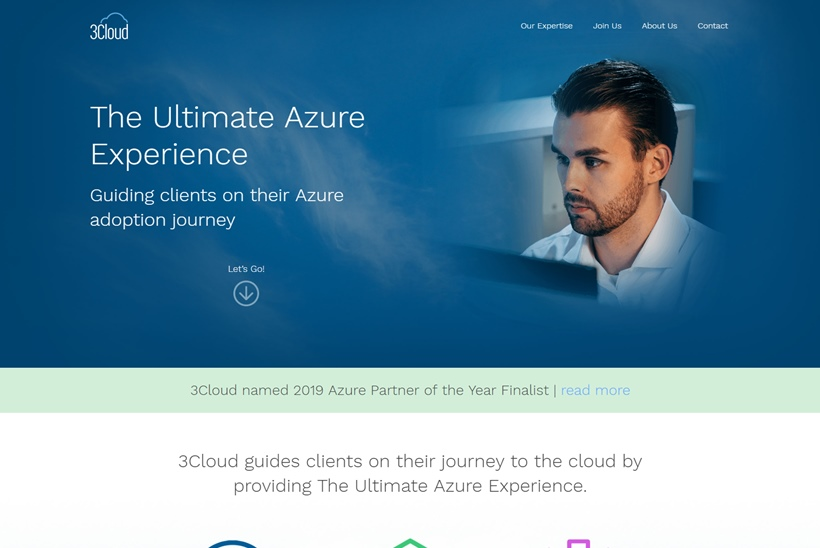 Azure Managed Services Company 3Cloud Recognized by Microsoft