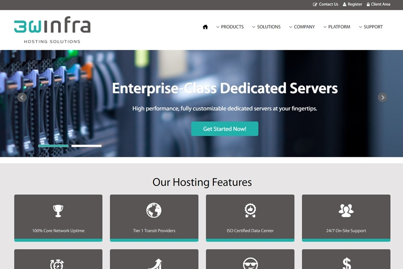'Pure-play' IaaS Provider 3W Infra Expands Managed Services