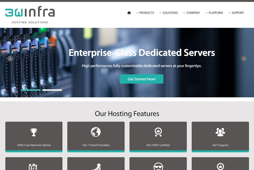 Amsterdam-based IaaS Hosting Provider 3W Infra Announces Launch of Startup Accelerator Program