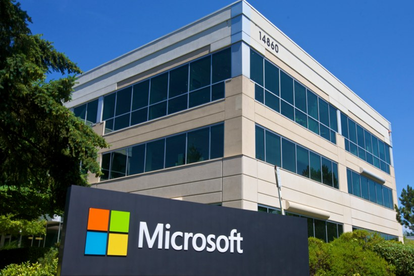 Cloud Giant Microsoft Records Loss in Profits but Increased Cloud Activity