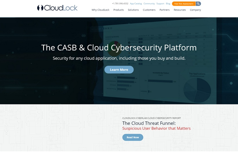 Cybersecurity-as-a-Service Solutions Provider CloudLock Now Supports Amazon Inspector Automated Security Assessment Service