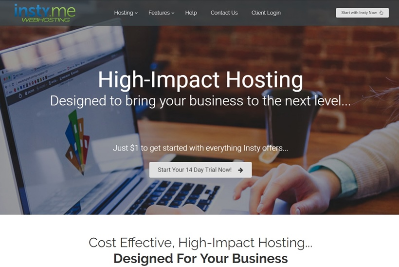 High Impact Hosting Provider Insty.Me Launches New Service