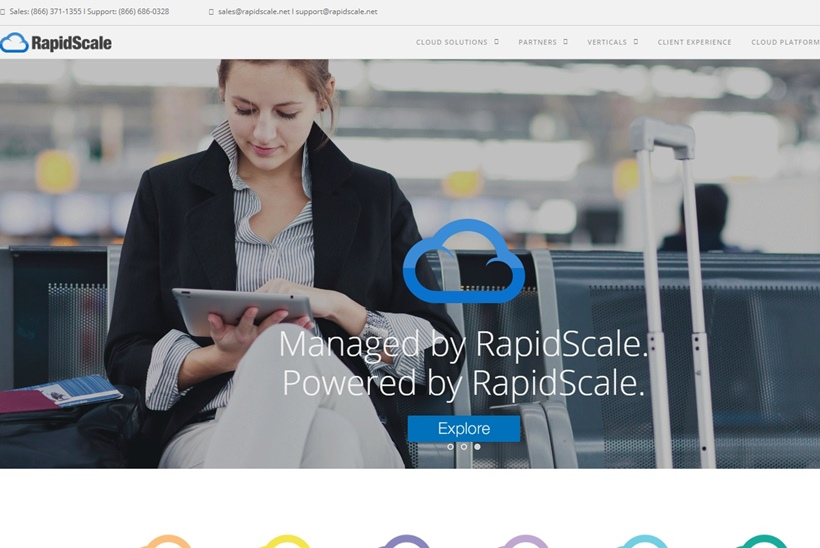 Kim Cummings Joins Managed Cloud Services Provider RapidScale