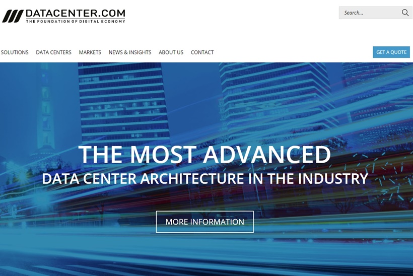 Carrier-neutral Data Center Services Company Datacenter.com Announces Launch of 'Start Direct Cabinets' Options