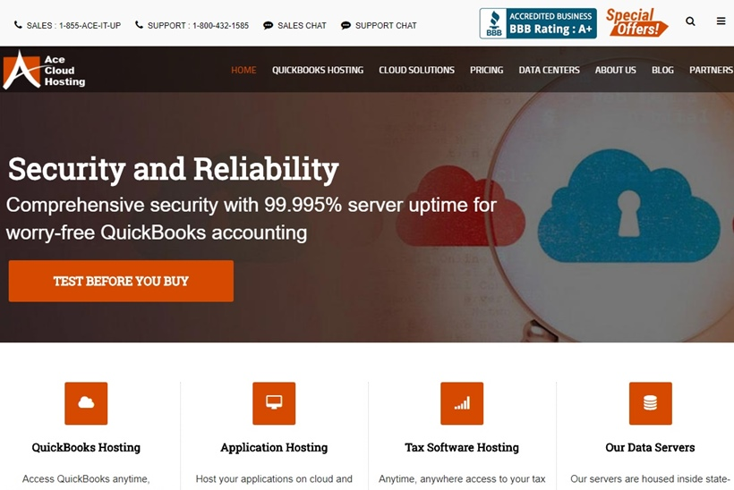 Accounting Application Hosting Specialist Ace Cloud Hosting Announces Launch of Partner Program