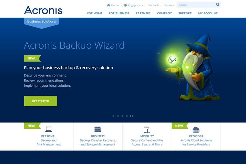 Data Protection Provider Acronis Launches New Cloud Partner Program