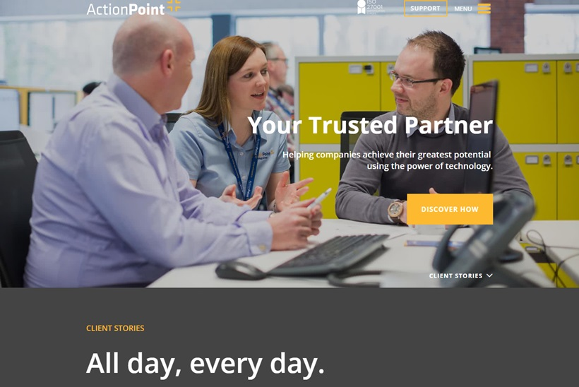 Data, AI, Software and IT Services Provider ActionPoint Acquires Expert IT Services Provider P2V Systems