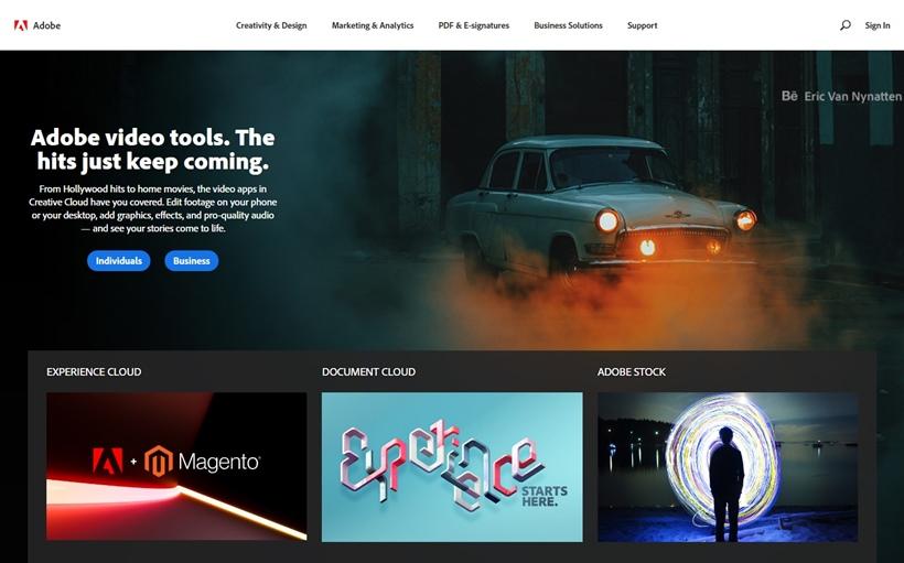 Digital Media and Digital Marketing Solutions Provider Adobe Acquires Ecommerce Platform Magento