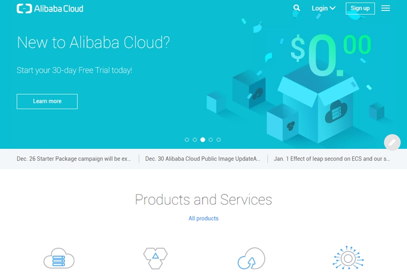 Cloud Giant Alibaba Cloud and Indian Telecommunications Solutions and Services Provider Tata Communications Form Partnership