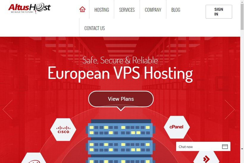 European Provider AltusHost Offers Web Hosting and VPS Upgrades