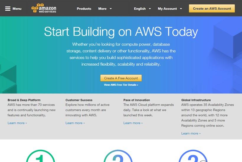 Cloud Giant Amazon Web Services Extends Presence in Fairfax County, Virginia