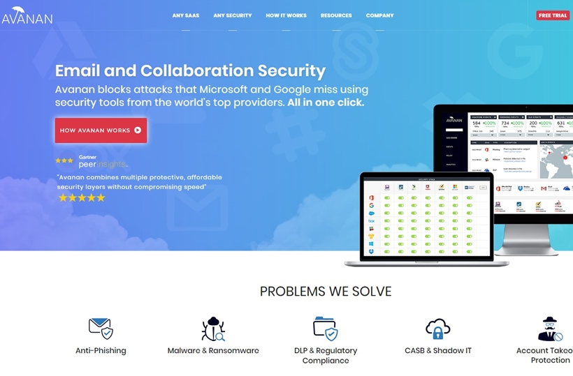 Cloud Applications Security Provider Avanan Receives $25 million Investment