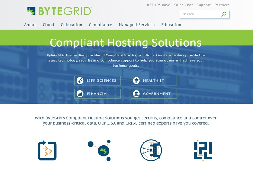 Managed Hosting Company ByteGrid Adds to Executive Team