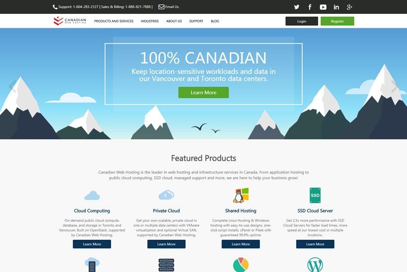 Vancouver-based Canadian Web Hosting Navigates SOC 2 Type II Audit