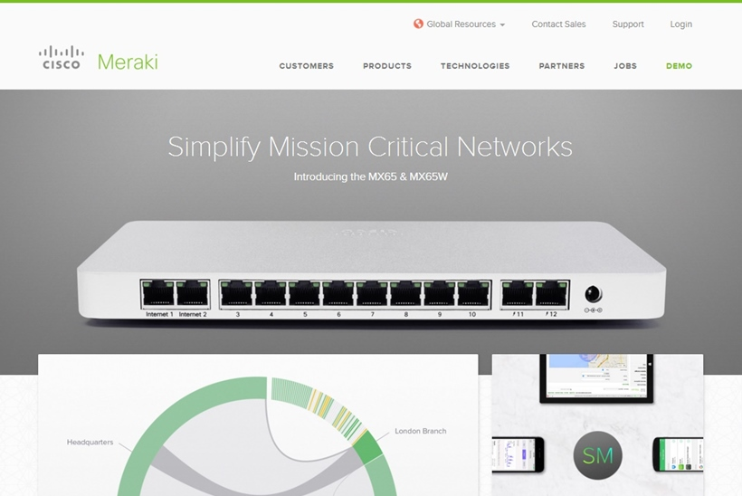 High-performance Internet Company Eleven Integrates with Cisco Meraki Cloud Network Solutions