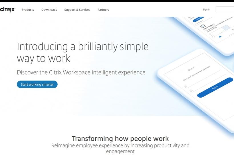 Web Hosting News - US Computer Software Company Citrix