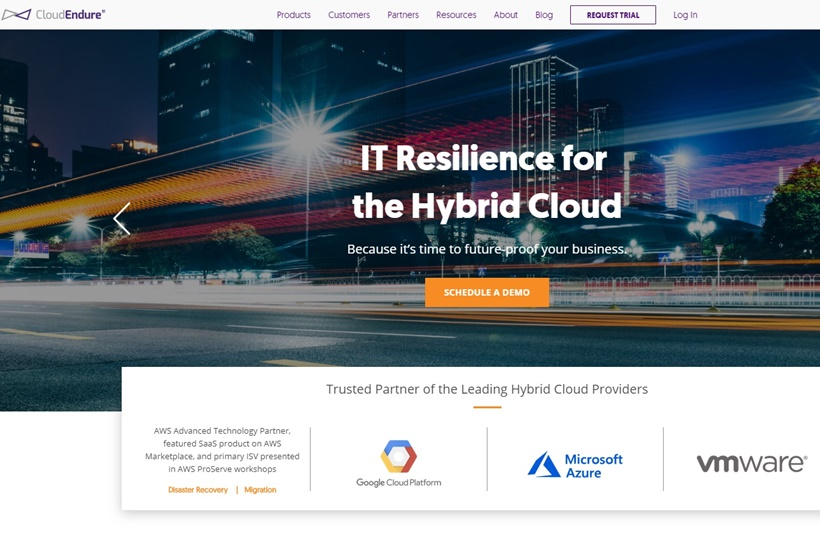 Cloud Giant AWS to Acquire Cloud Computing Company CloudEndure