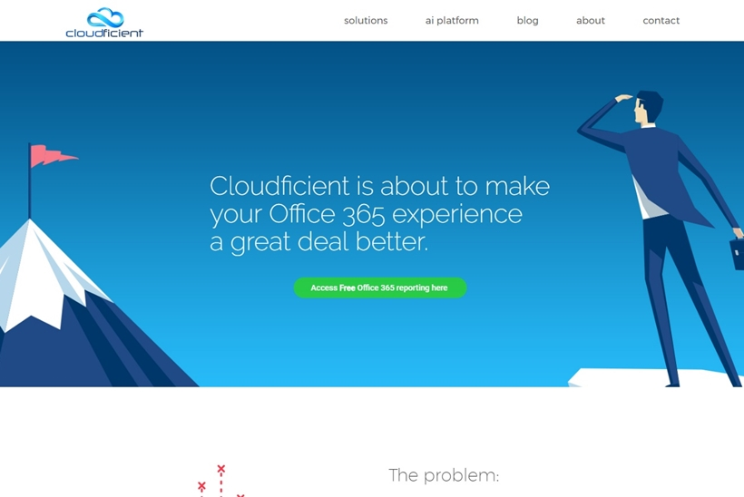 Software Company Cloudficient Harnesses AI to Manage Office 365