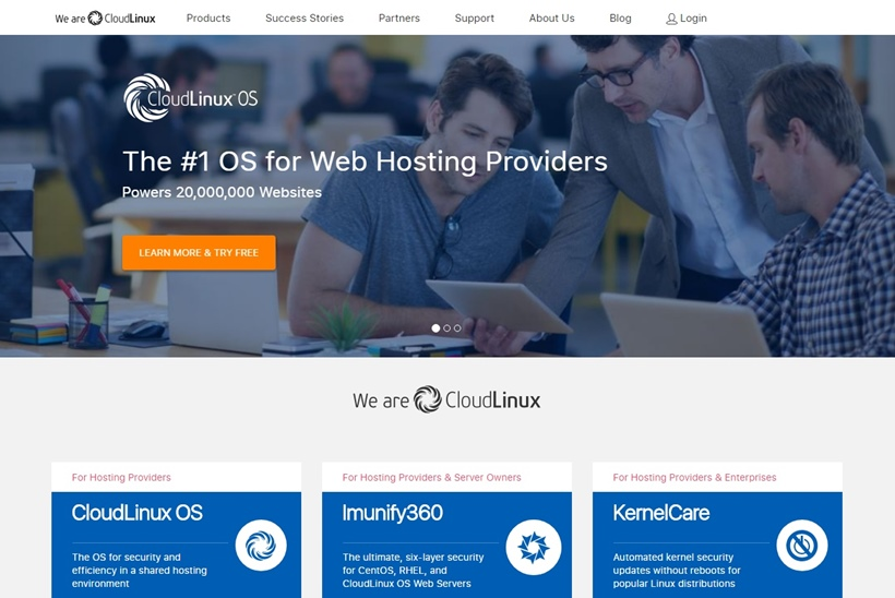 Security Technologies Provider CloudLinux Partners with Cloud Hosting Service Provider Dewaweb