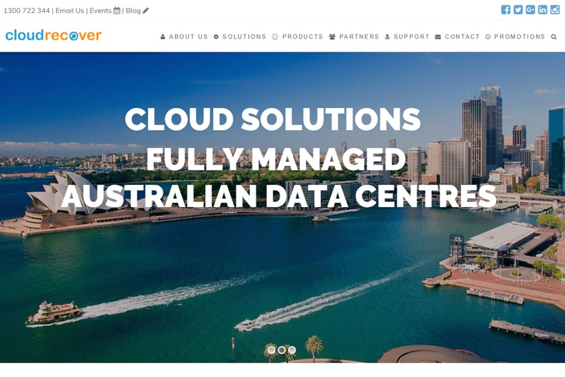 Australian Hosting Provider CloudRecover and Cloud Backup Software Provider Asigra Form Partnership