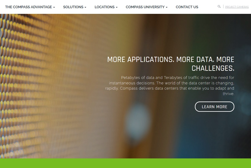 Data Center Services Provider Compass Datacenters Acquires Canadian Provider Root Data Center