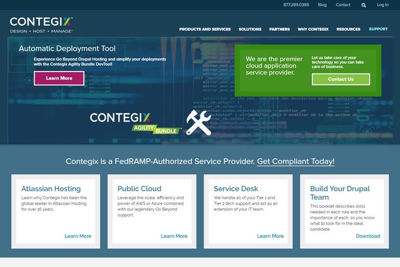 Cloud Application Services Provider Contegix Acquires Cloud and Managed Services Provider Equip