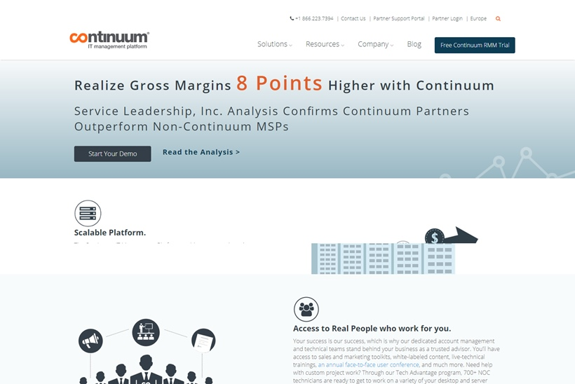 Technology Platform Provider Continuum Acquires Managed Security Company CARVIR