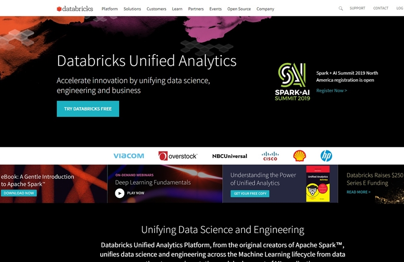 AI Startup Databricks Valued at $2.75 Billion After Microsoft Investment