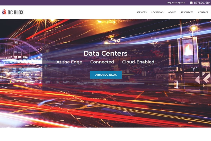 Data Center Services Provider DC BLOX Acquires Cloud Solutions Provider Infrapoint