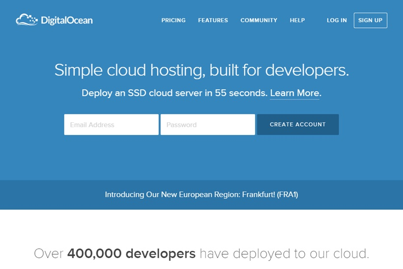 Cloud Infrastructure Provider DigitalOcean Recognized as the Second Largest Global Hosting Provider