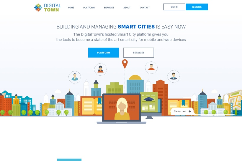 DigitalTown