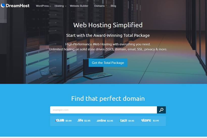 Web Hosting Provider DreamHost Adds 'Create' Feature to 'Remixer'