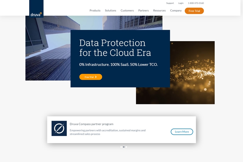 Cloud Data Management Company Druva Acquires Hybrid Cloud Data Protection and Migration Company CloudLanes