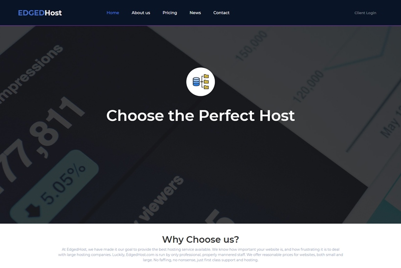 Web Hosting Provider Edged Host Announces Launch of Improved Plans