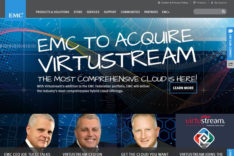 EMC Corporation to Downsize, Cut Costs Prior to Dell Acquisition