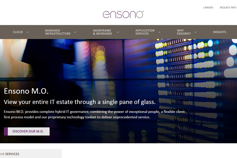 Richard Dresden Appointed Senior Vice President of Sales and Field Operations of Ensono North America