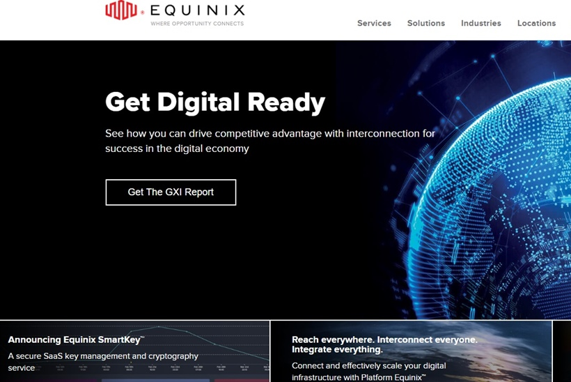 Data Center Company Equinix Announces New Data Center in Australia