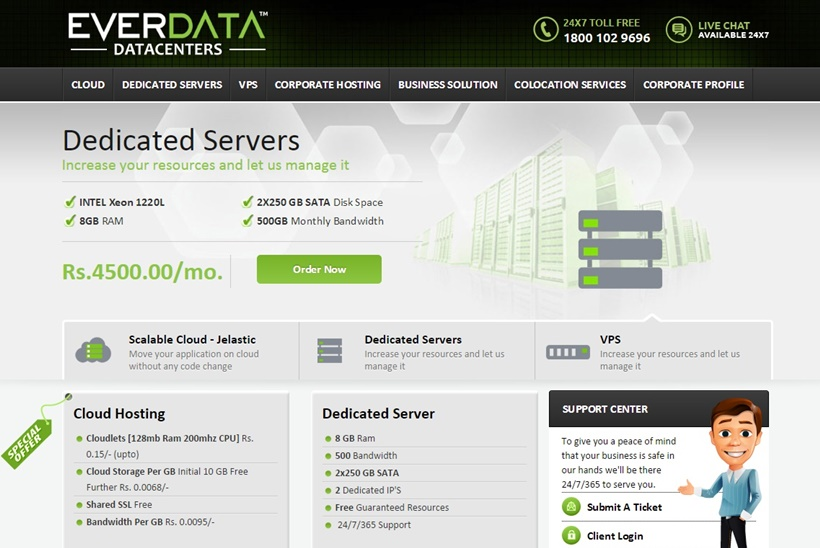 Cloud Company Everdata Announces Scalable Windows Cloud Options
