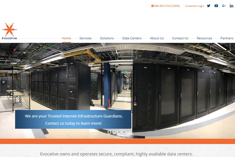 Data Center Company Evocative Acquires Internet Services Provider Cyberverse