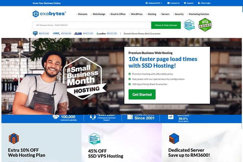 Web Host Exabytes Acquires Host and Domain Registrar Master Web Network