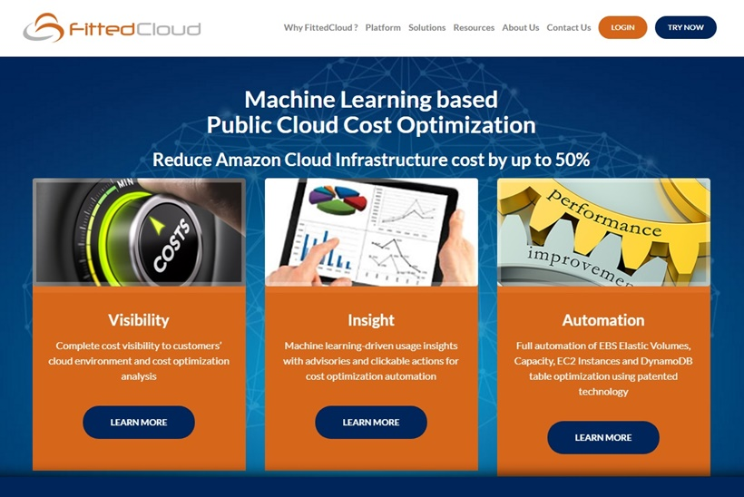 AWS Cost Management Solutions Provider FittedCloud Now Includes Anomaly Detection with Services