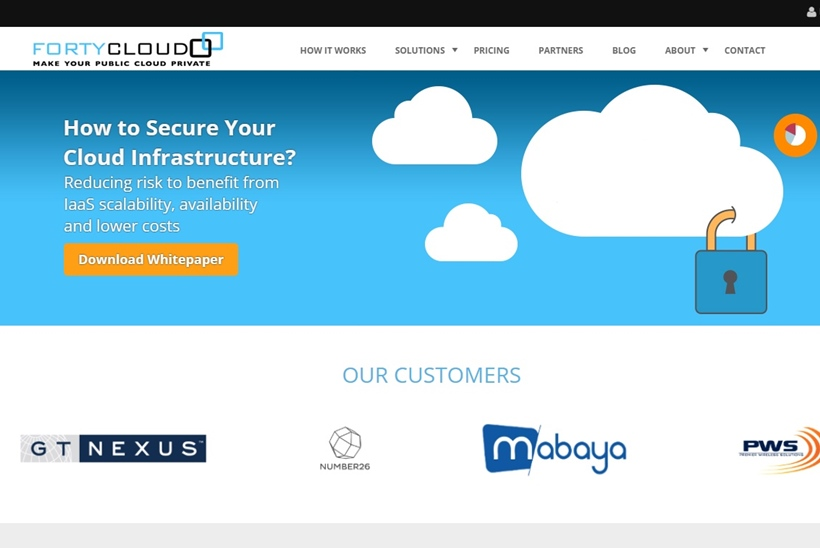 Cloud Security Provider FortyCloud Joins CenturyLink Cloud Marketplace Provider Program