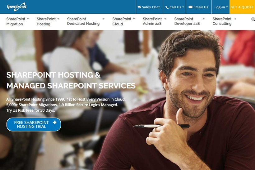 Certified Microsoft Cloud Solutions Provider Fpweb Simplifies SharePoint Hosting in Private Clouds