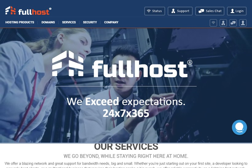 Canadian Web Host  FullHost Announces Canada-based 'Windows Ready' Virtual Servers and Bare Metal Dedicated Servers
