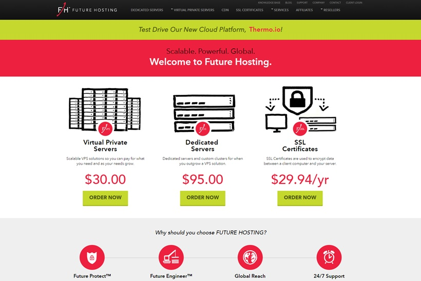 Managed Server Hosting Provider Future Hosting Offers Warning About MongoDB Ransomware