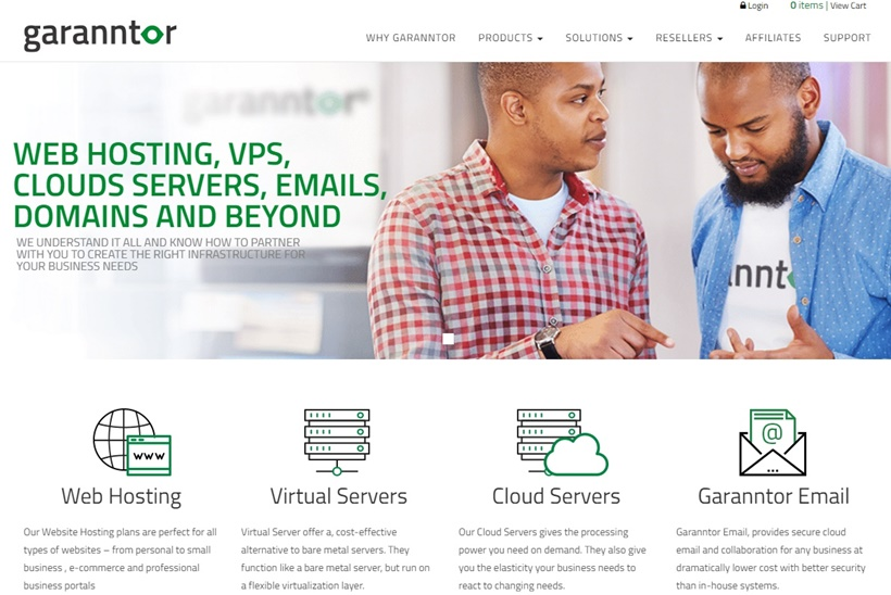 African Hosting Company Garanntor Acquires Technology Enablers Bytes Hosting
