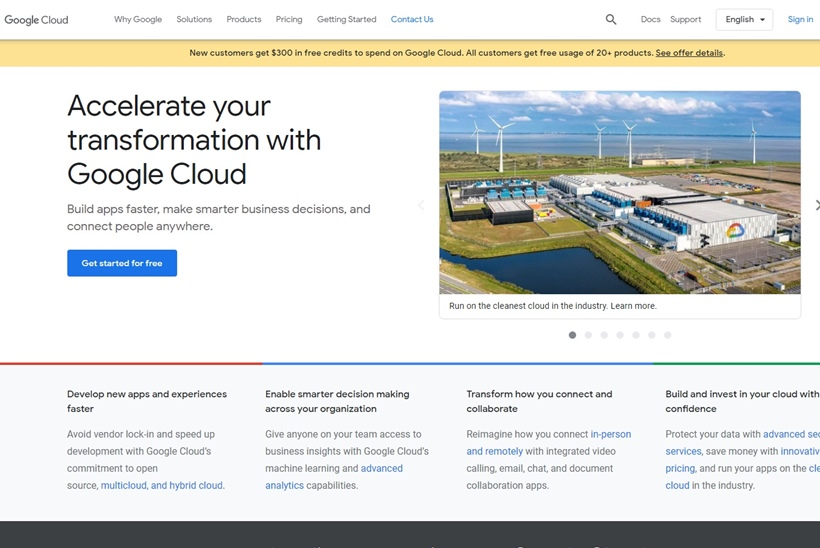 Google Cloud Completes Indian Government STQC Audit